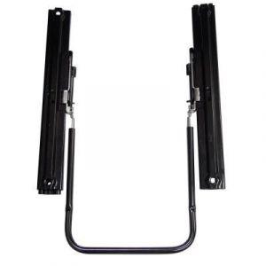 LTEC Seat Sliders Black-62800