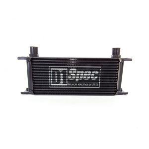 D1 Spec Oil Cooler Black 15 Rows Aluminium-64231-BK