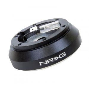 NRG Innovations Steering Wheel Hub Black Hyundai,Kia,Mazda-64681