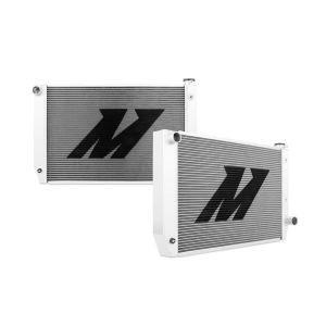 Mishimoto Radiator Silver Aluminium-64846-PO