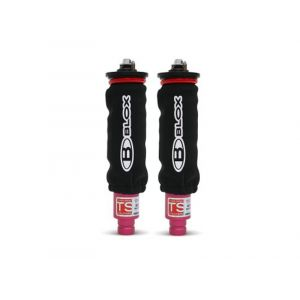 Blox Racing Coilover Covers Tuner, Competition and Drag Pro Series Black Neoprene-66060