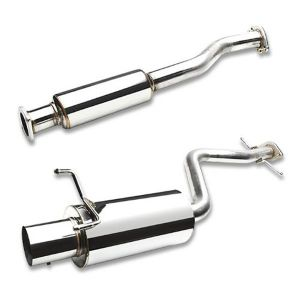 SK-Import Cat-back System 61mm Stainless Steel Lexus IS-66574