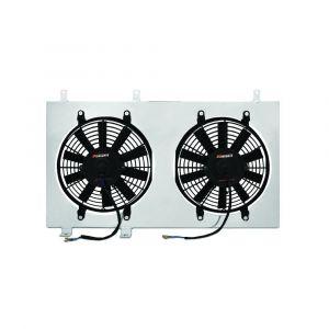 Mishimoto Fan Shroud Kit Silver Aluminium Nissan S13-67554