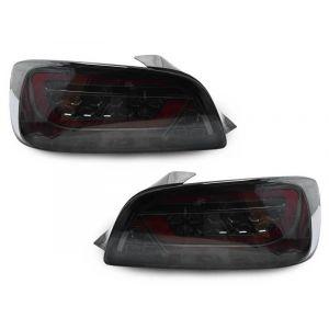DEPO Rear Tail Lights LED Smoke Lens Honda S2000-67890