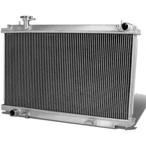 SK-Import Radiator Polished Aluminium Nissan 350Z-78631