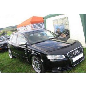 Masterbra Hood Bra Black Vinyl Audi A4-41403