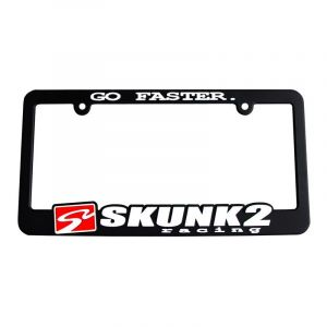 Skunk2 Licence Plate Holder Go Faster-57234