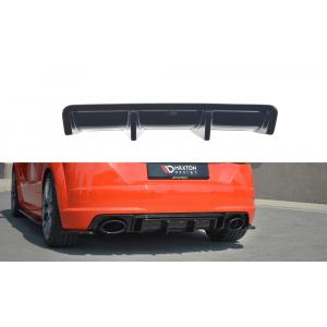 Maxton Rear Diffuser Black ABS Plastic Audi TT-76867