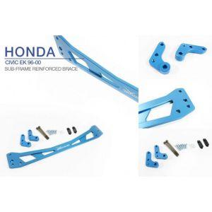 Hardrace Subframe Brace Blue Honda Civic-64457
