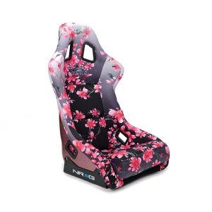 NRG Innovations Bucket Seats Prisma Sakura-77933