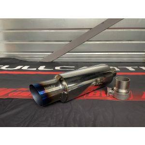 Invidia Universal Muffler GT300 TI Stainless Steel-S220
