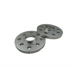 JR-Wheels Wheel Spacers JRWS2 Silver Aluminium-76726