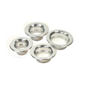 QSP Air Duct Round Aluminum-53357