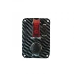 QSP Start Panel Carbon Look-53680