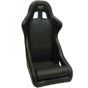 QSP Seat Racing Bucket Black-39897