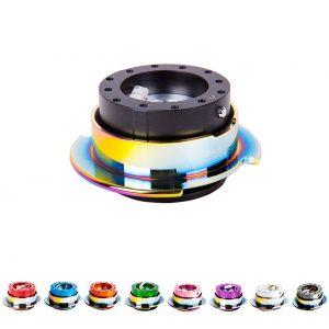 NRG Innovations Snap-Off Ball-Lock System Aluminum-77587