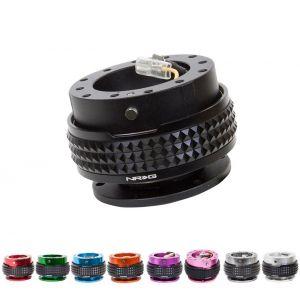 NRG Innovations Snap-Off Studded Ring Aluminum-77584