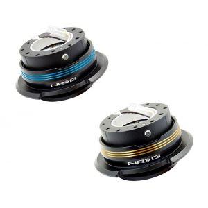 NRG Innovations Snap-Off Ball-Lock System Aluminum-77590