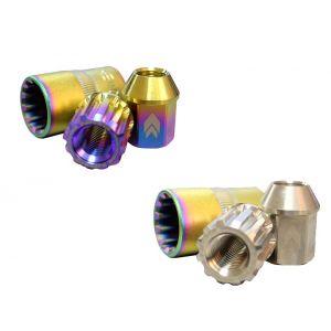 NRG Innovations Wheel Nuts Titanium M12x1.25-77608