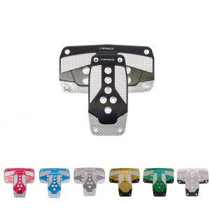NRG Innovations Pedal Cover Aluminum-77612