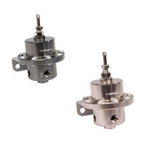 NRG Innovations Fuel Pressure Regulator Double Diaphragm-77623