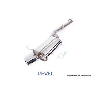 Revel Rear Muffler Medalion Touring Stainless Steel Mazda RX-7-62491