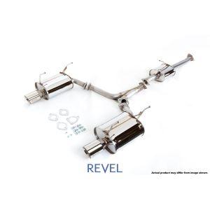 Revel Cat-back System Medalion Touring Stainless Steel Honda S2000-57501