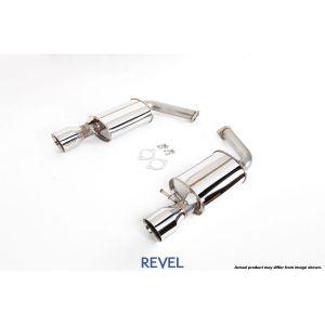 Revel Rear Muffler Medalion Touring Stainless Steel Lexus SC-62490