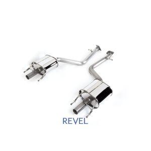 Revel Rear Muffler Medalion Touring Stainless Steel Lexus GS-62486