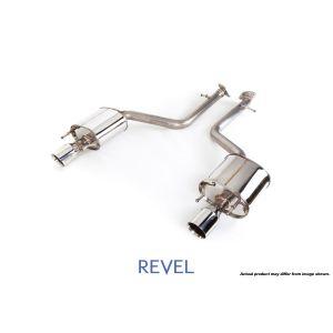 Revel Rear Muffler Medalion Touring Stainless Steel Lexus IS-62488