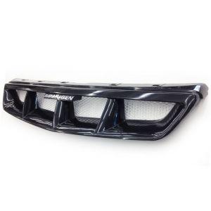 SK-Import Grill Mugen Style Black ABS Plastic Honda Civic Pre Facelift-30522