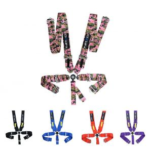 NRG Innovations Seatbelts Cam Lock Nylon-77510