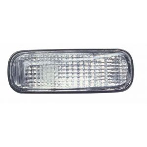 SK-Import Turn Signal Lights Chrome Housing Clear Lens Honda Civic,Accord,Integra-42420