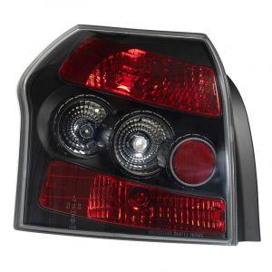 SK-Import Tail Lights Black Toyota Corolla-79159