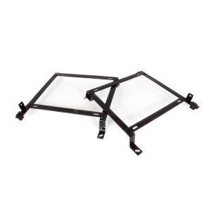 SK-Import Seat Frame Black Steel Nissan S13,S14-56396