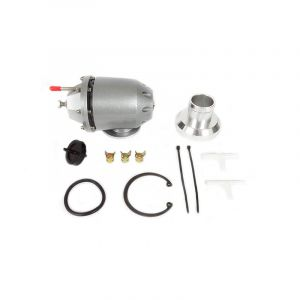 SK-Import Blow Off Valve HKS Style Silver-66045-SI