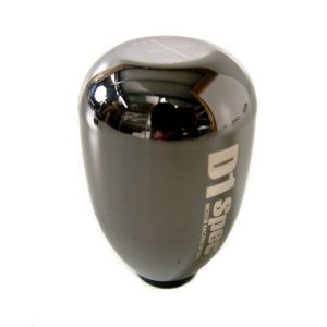 D1 Spec Shift Knob Type 1 Gun Metal Steel-35443