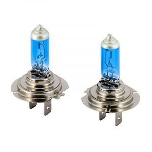 MegaWhite Halogen Bulb White H7-42066