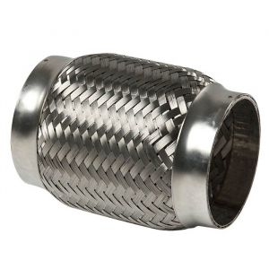 SK-Import Flex Pipe 76mm Stainless Steel-57566-3