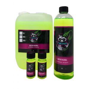 Racoon Car Shampoo Green Mamba Green-77419