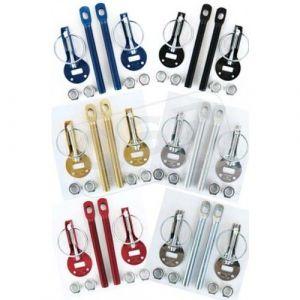 QSP Hood Pins Aluminium-53281