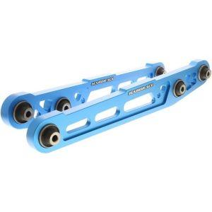 Hardrace Rear Control Arms Blue Aluminium Honda Civic-56628