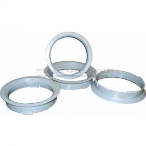 SK-Import Hub Centering Rings 66.6 ABS Plastic-64401