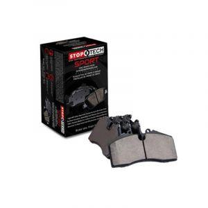 StopTech Front Brake Pads Sport Performance Honda Shuttle-43173
