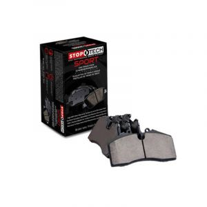 StopTech Front Brake Pads Sport Performance Toyota Avensis,Corolla,MR2-43276