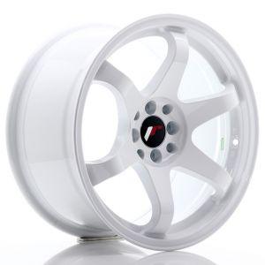 JR-Wheels JR3 Wheels 17 Inch 9J ET30 5x114.3,5x120 White-47160-26