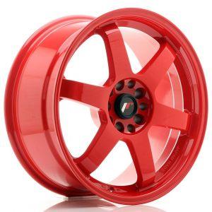 JR-Wheels JR3 Wheels 18 Inch 8.5J ET15 5x114.3,5x120 Red-55691-3