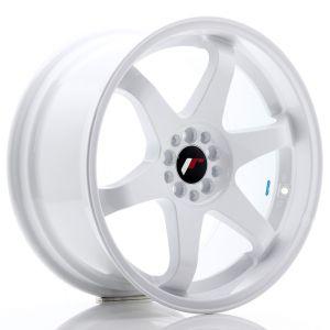 JR-Wheels JR3 Wheels 18 Inch 9J ET15 5x114.3,5x120 White-47160-4