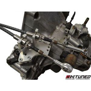 K-Tuned Shifter Cables & Bracket Race-Spec Honda Civic,CRX,Integra-56838