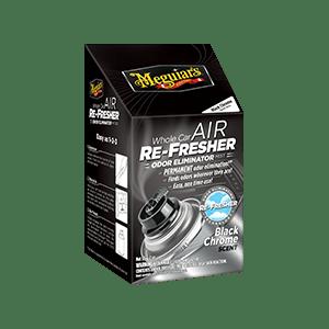 Meguiars Air Freshener Black Chrome 59ml-77237
